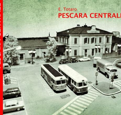 Pescara Centrale - The book